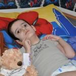 Krankenbesuch bei Demir
