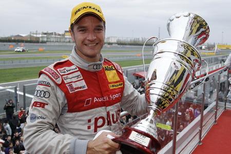 Motorsports / DTM: race 10, Adria