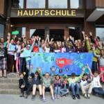 2013-05-volks-hauptschule lech hilft Amelie und Joshua