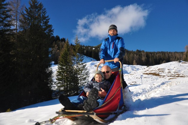 Kinder Wintercamp 2011