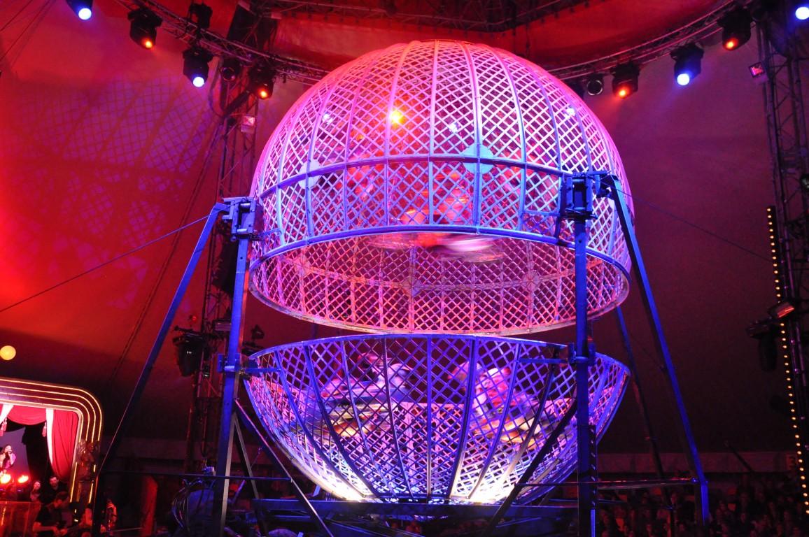 Circus Salto Natale 2012