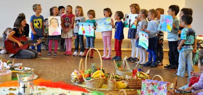 erntedank kindergarten ludesch