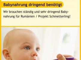 stunde des herzens hilft schmetterlingherz rgb babynahrung (Andere)